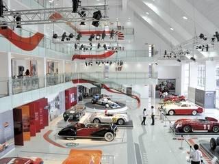 Sevita +studio Modern museums
