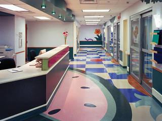 Sevita +studio Modern hospitals