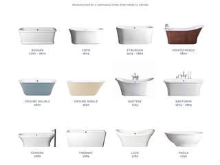 :   by Albion Bath Company NL