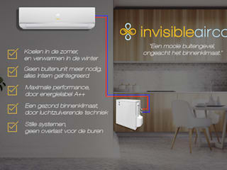 by Invisible Airco BV