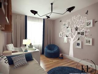 Роскошь и стиль в современной квартире в ЖК «Самоцветы» от IvE-Interior Лофт