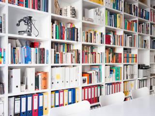 Study/office by GANTZ - Regale und Einbauschränke nach Maß