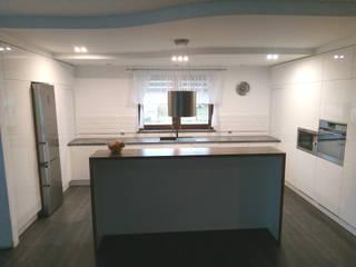 Cocinas de estilo moderno de studio bonito Moderno