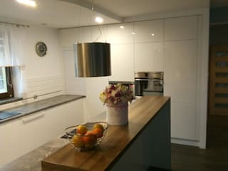 Dapur oleh studio bonito, Modern