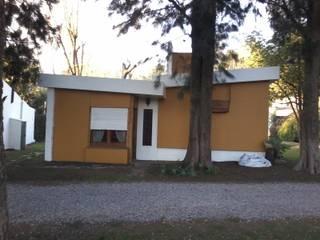 Maisons de style  par Arq. SILVA RAFAEL C. & ASOC., Classique