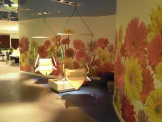 Bureau de style  par Arq. SILVA RAFAEL C. & ASOC., Moderne