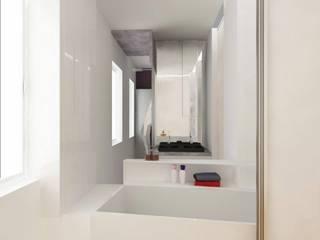 Ristrutturazione 2013: Bagno in stile  di Simone Fratta Architetto
