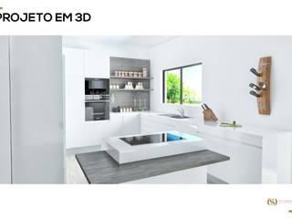 Cozinha: Cozinhas  por MY STUDIO HOME - Design de Interiores
