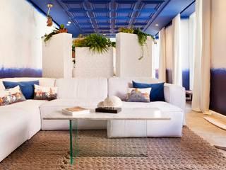 Salas de estilo mediterraneo de ARTEFACTUM Mediterráneo