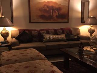 Interiors Modern living room by Svarochi Lighting Modern