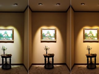 Modern Walls and Floors by Svarochi Lighting Modern