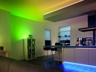 Interiors Modern kitchen by Svarochi Lighting Modern