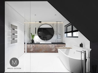 Minimalist style bathroom by MADO DESIGN Minimalist