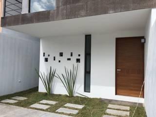 """Casa """"Rincón del Amanecer"""" de Cahtal Arquitectos Minimalista"""