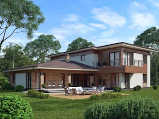 Vesco Construction Country style houses