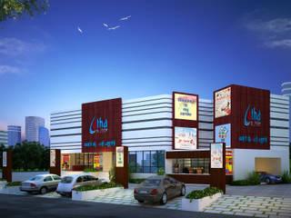 Super Market:   by Aurazia Design Studio