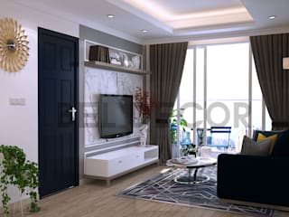 ​Project: HO17123 - ✨✨✨Luxury Apartment✨✨✨ bởi Bel Decor