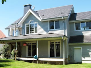 STRICK Architekten + Ingenieure Classic style houses