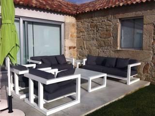 Jardins  por Camiar Design, Mediterrânico