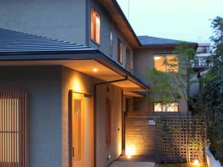 中京の家: 藤井匠建築事務所が手掛けた一戸建て住宅です。,