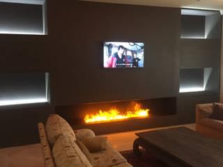 Salas de estar  por Camiar Design, Moderno