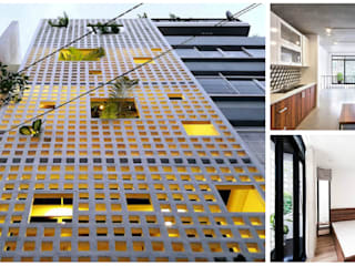 Q10 House: Châu Á  by Studio8 Architecture & Urban Design, Châu Á