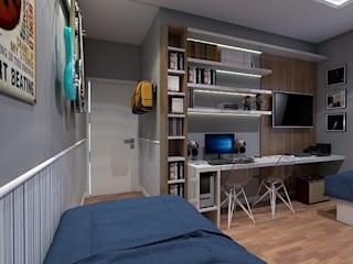 von LK Studio Arquitetura Modern