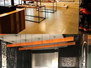 """Reconstrucción local comercial """"El Rincón del Profesor"""" de Constructora ANyG"""