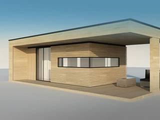 Diseño y arquitectura de casas/viviendas de Constructora ANyG