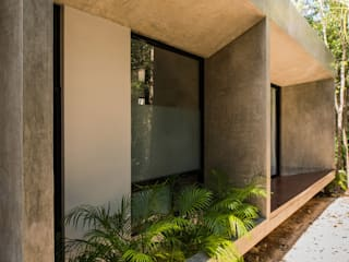 CO-TA ARQUITECTURA Modern houses