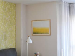 Salón:  de estilo  de Diseño Interior Bruto
