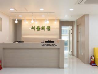 Krankenhäuser von DECORIAN, Modern