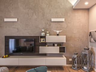 Living room by Studio Moltrasio - Zero4 Snc