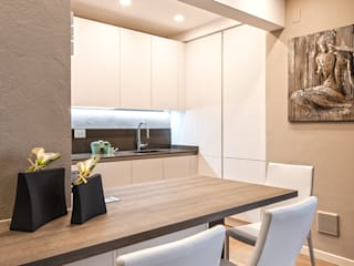 Studio Moltrasio - Zero4 Snc Built-in kitchens White