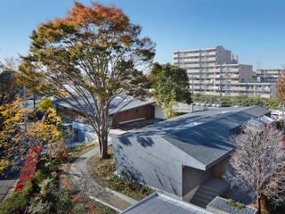 Rumah oleh 山縣洋建築設計事務所, Modern