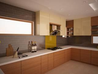 European style Kitchen Modern kitchen by homify Modern