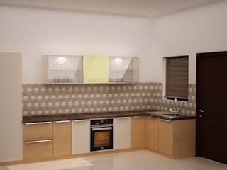 Kitchen by NVT Quality Build solution