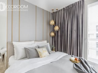 Bedroom by Decoroom, Modern