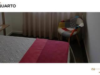 Quarto:   por MY STUDIO HOME - Design de Interiores