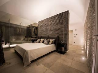 Studio di Segni Dormitorios de estilo moderno