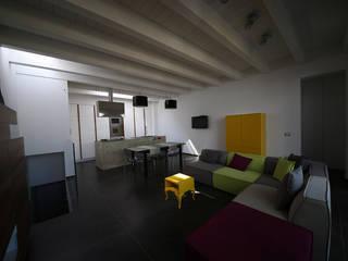 Studio di Segni モダンな キッチン