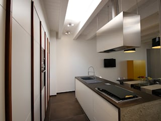 Studio di Segni Cocinas de estilo moderno