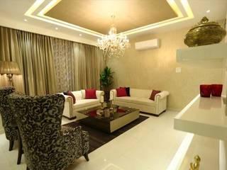 Modern Living Room by SDINC Modern
