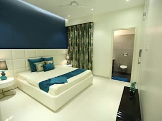 Residential Interiors:  Bedroom by SDINC