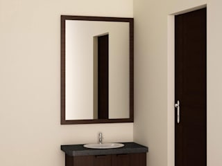 Bathroom by NVT Quality Build solution