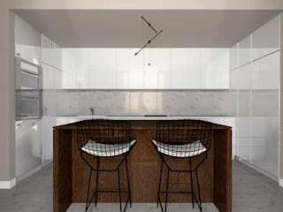 ShiStudio Interior Design Kitchen units