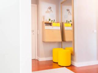 SHI Studio, Sheila Moura Azevedo Interior Design의 스칸디나비아 사람 , 북유럽