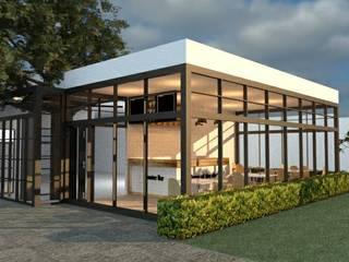 ออกแบบร้านกาแฟ ให้ลูกค้า โดย mayartstyle