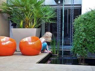 Family Gardens Modern garden by MyLandscapes Garden Design Modern