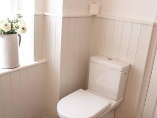Country Style Bathroom Baños de estilo rural de DeVal Bathrooms Rural